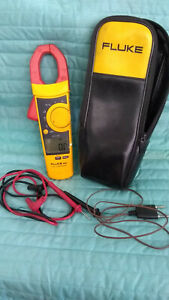 Fluke 902 Fc True Rms Ac dc F c Hvac Clamp Meter Multimeter