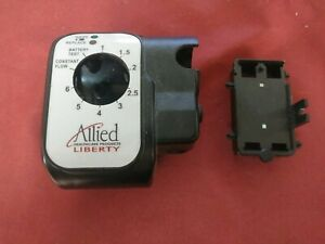 Plastic Housing Assembly W Battery Tray Allied Liberty Oxygen Regulator Medical