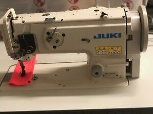 Juki Dnu 1541s Industrial Walking Foot Sewing Machine In Very Good Condition