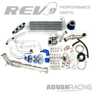Rev9 Tck 001 Turbo Kit Start Pack Fits Acura Rsx Dc5 2002 05