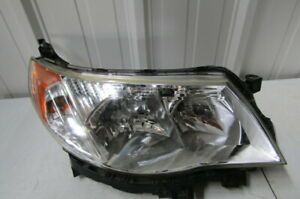 09 2010 2011 2012 2013 Subaru Forester Right Halogen Headlight E1