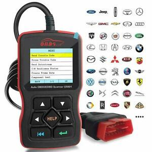 Odb Obd2 Auto Car Diagnostic Scanner Professional Automotive Code Reader Tool