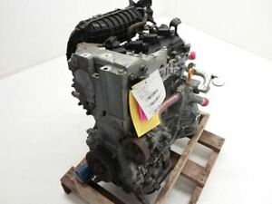 2010 2013 Nissan Altima Engine 2 5l Vin A 4th Digit Qr25de Federal Emissions