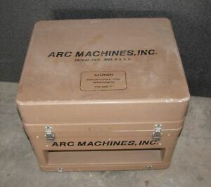 Arc Machines Model 107 4a Orbital Tube Welder 2750