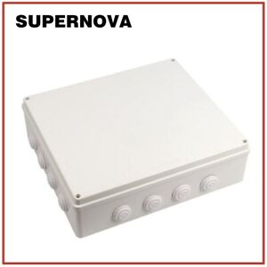 Ip65 Waterproof Junction Enclosure Electric Project Box Plastic 400x350x120mm