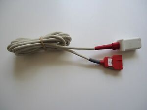 Masimo Set 2056 Red Lnc 10 Oem 10ft Extension Cable Lncs 9 Pin To Red 20 Pin