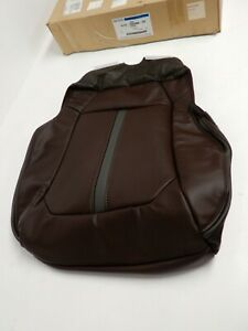 Ford Super Duty Front Right Seat Bottom Cushion Cover Leather Gl3z 1662900 cb