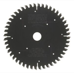Tenryu Psl 16048abm2 160mm Plunge cut Saw Blade 48t For Festool Ts55