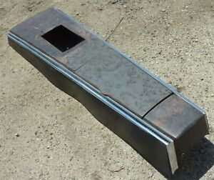 1967 67 68 69 Pontiac Firebird Chevy Camaro Floor Automatic Center Console Oem