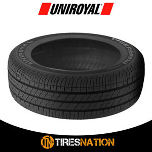 1 New Uniroyal Tiger Paw Touring 225 50r17 94v Tires