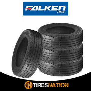 4 New Falken Sincera Sn201 A S 195 65r15 91h Blk Tires