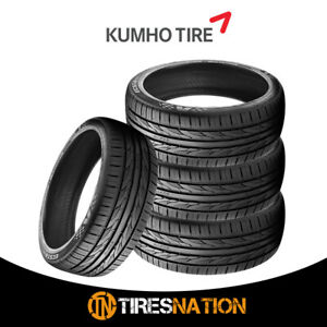 4 New Kumho Ecsta Pa51 235 50zr17 96w Tires