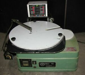 Lapmaster Model 15c Lapping Machine 2579
