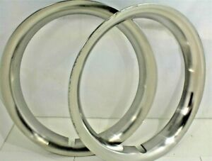 15 Gm Trim Rings Hubcaps Beauty Ring Chevrolet Truck Gmc 15661035 1994 1999
