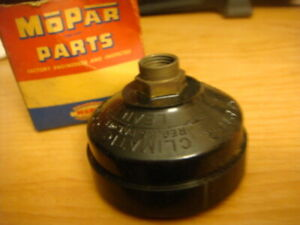 1954 1955 Plymouth Carter Carburetor Choke Housing And Coil 170 P312s