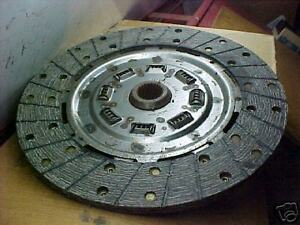 62 64 Ford Fairlane 59 Edsel V8 Clutch Plate New