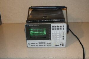 Hp Hewlett Packard 3561a Dynamic Signal Analyzer hhk