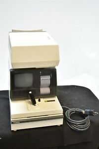 Canon R 22 Medical Autorefractor For Objective Refractive Measurement 75262