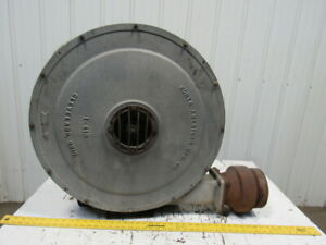 North American 2316 19 1 t d 3hp Blower 1340cfm 3500 Rpm 230 460v 3 Ph 6 Disc