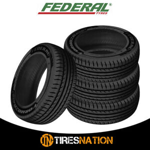 4 Federal Formoza Az01 Rfr Run Flat 225 50r17 Tires
