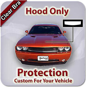 Hood Only Clear Bra For Scion Tc 2005 2010