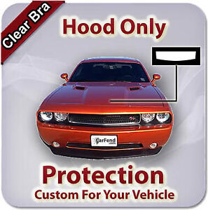 Hood Only Clear Bra For Subaru Outback Premium 2015 2017