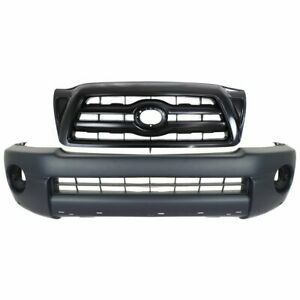 Front New Kit Auto Body Repair For Toyota Tacoma 2005 2010