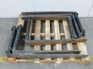 Lot Of 3 75324 2 Class Ii Forklift Forks 1 1 2x4x36 3 Pairs T137438