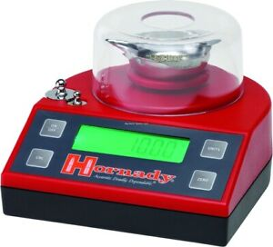 **NEW Hornady LOCK-N-LOAD Electronic Bench Scale 1500 Grain 050108