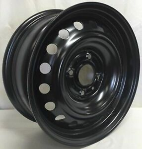 New 15 Steel Wheel Fits Nissan Sentra 4 Lug Wheel Rim We17426n