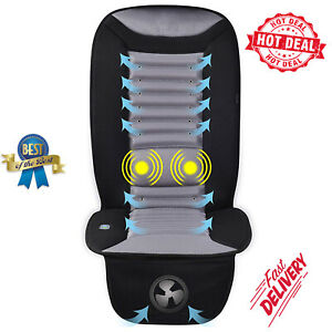 Snailax Cooling Car Seat Cushion With Massage Car Seat Cooling Pad air Conditio