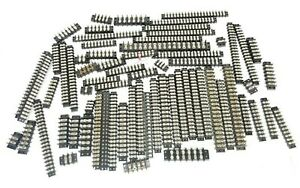 seven Pounds 7lbs Of Assorted Size Cinch Wire Terminal Blocks Connectors