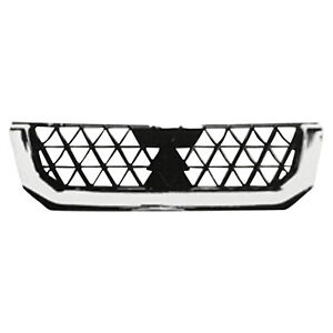 Front Grille Fits 2000 2001 Mitsubishi Montero Sport 104 58876a