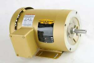 New Cem3546 Baldor Reliance Super e Electric Motor Spec 35a012m492g1