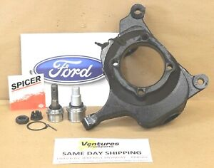 Lh Driver Side Knuckle With Ball Joints Ford F250 F350 Excursion Dana 50 And 60
