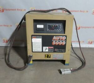 Hertner 3sd12 550 Battery Charger Fork Lift 12 Cell Auto 5000 24 Volt
