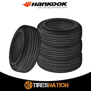 4 New Hankook H724 Optimo P175 70r14 84t Bw All Season High Performance Tires