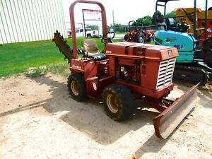 1999 Ditch Witch 3700 Ride On Trencher