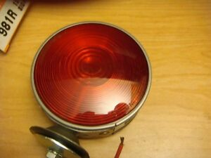 Chevy Truck Dodge Ford Rv Trailer 12 Volt 4 1 4 Inch Rear Signal Lamp