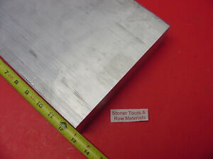 1 2 X 12 Aluminum 6061 Flat Bar 13 Long Solid T6511 50 Plate Mill Stock