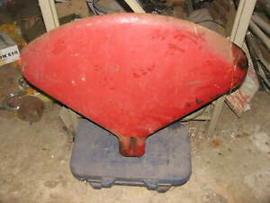 International Ih Farmall Tractor Fender H M Md Smta 300 350 400 450