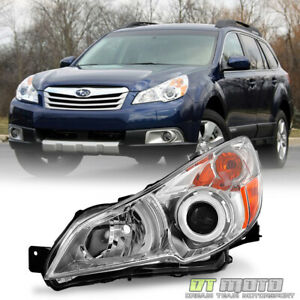 For 2010 2011 2012 Subaru Legacy outback Headlights Lamp Replacement Driver Side