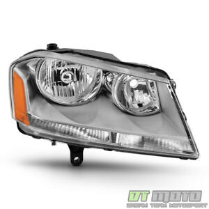 2008 2014 Dodge Avenger Headlight Headlamp Replacement 08 14 Passenger Side Rh