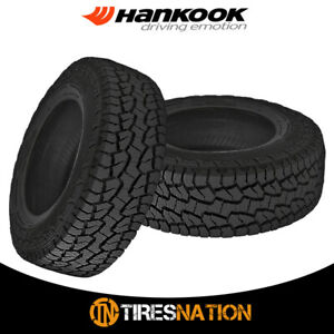 2 New Hankook Rf10 Dynapro At m P265 70r17 113t Owl A t Tires