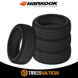 4 New Hankook H457 Ventus V2 Concept2 205 50r15 86h Bw Tires