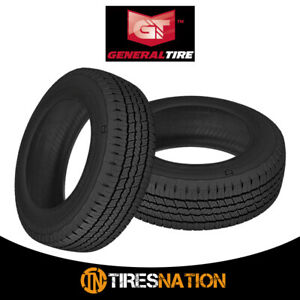 2 New General Grabber Hd Lt265 75r16 123 120r E 10 Tires