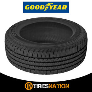 1 Goodyear Fortera Hl P245 65r17 105t All Season Performance Tires