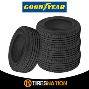 4 New Goodyear Fortera Hl 245 65 17 105t Tire