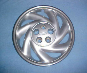 1995 1999 Chevy Cavalier Hubcap 15 One Used Factory Hub Cap Wheelcover 9592866