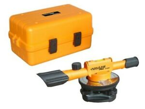 Johnson Level And Tool 40 6900 22x Builder Level With Hard Case